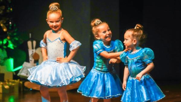 Andreza Garrett: Ballet e seus benefícios no esporte