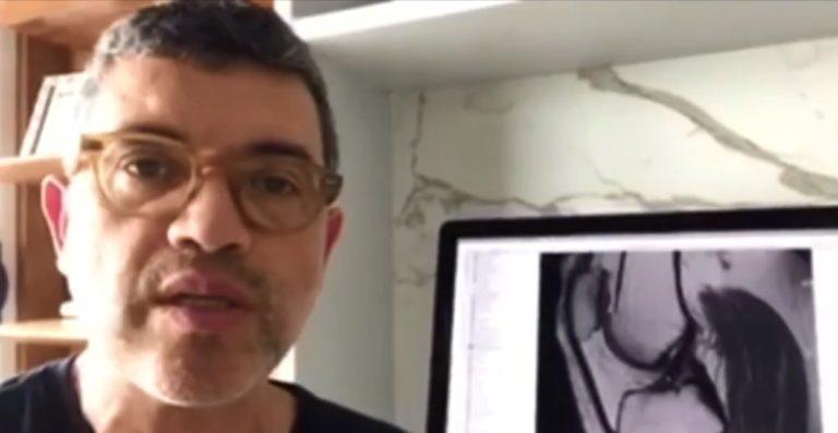 Dr Funchal lesão do ligamento cruzado anterior