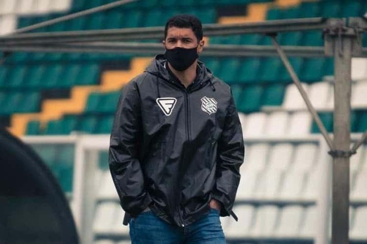 Luciano Sorriso - Figueirense