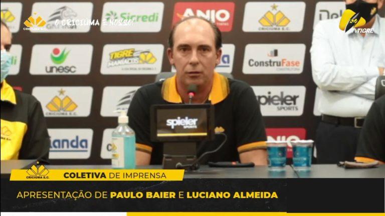 Paulo Baier Criciuma
